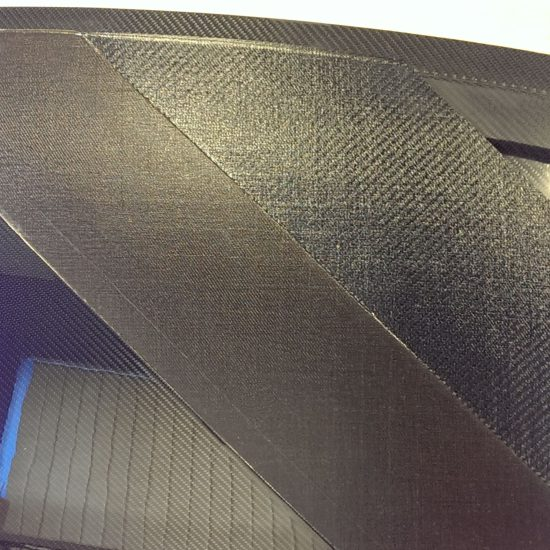CARBIO Project Develops Carbon/Flax Hybrid Automotive Roof