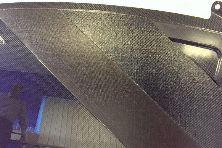 CARBIO Project Develops Carbon/Flax Hybrid Automotive Roof