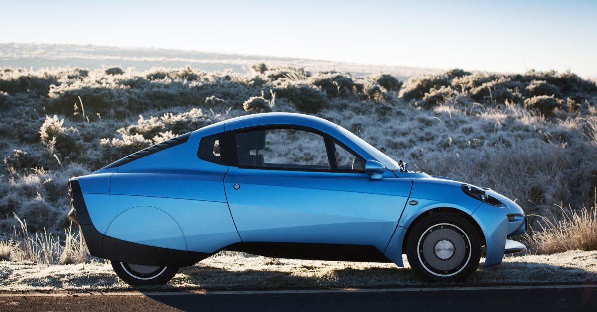 Lightweight Natural Fibre Car Door