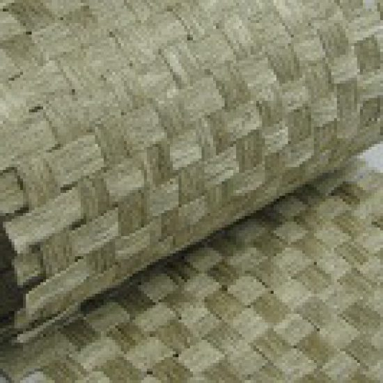 High Performance Flax/PP Tape Woven Fabric Developed by Oxeon Using Composites Evolution's Biotex Aligned Tapes