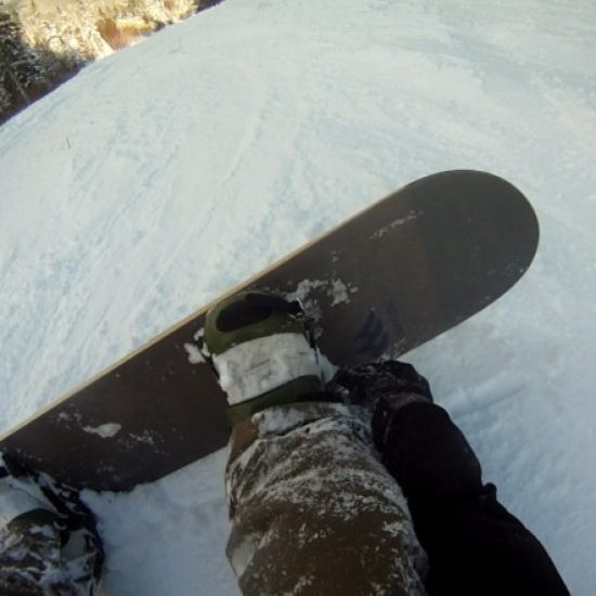 Magine Develop Biocomposite Snowboard Using Biotex Flax Fabric