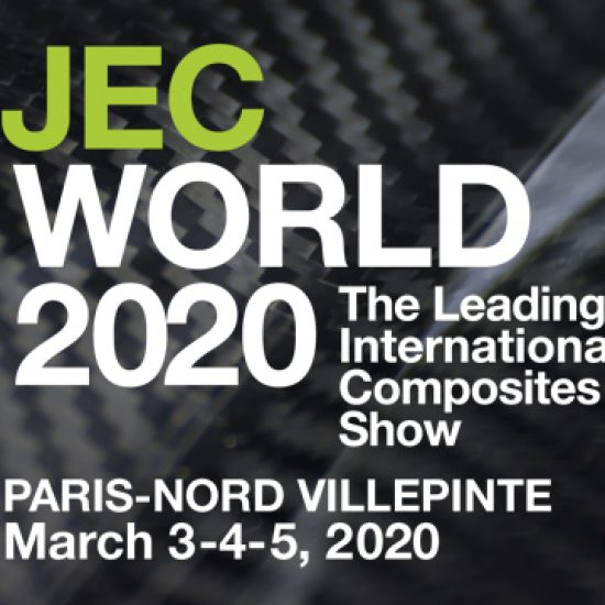Just 2 weeks until JEC World 2020!